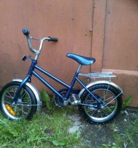 Велосипед 14.