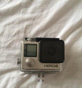 Go pro hero 4 black edition action cam