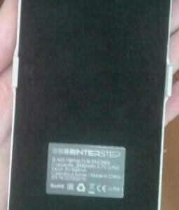 Новый чехол-аккумулятор на айфон 6/6s