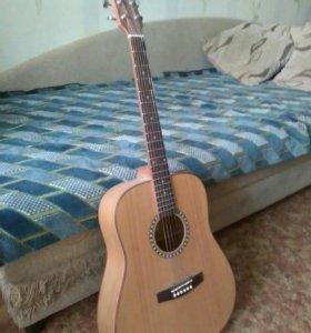 Гитара акустическая дредноут