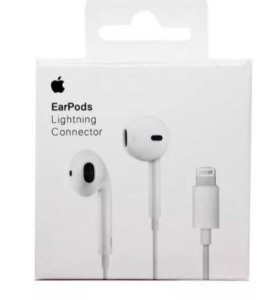 Наушники 🎧 Apple earPords 👍