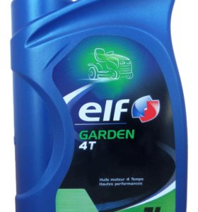 Масло для садовой техники 4-тактное Elf Garden 1л