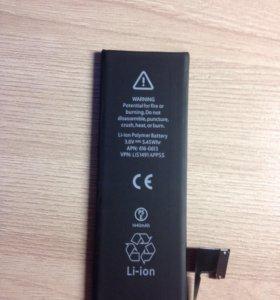 Аккумулятор для iPhone 5 НОВЫЙ