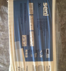 Подгузники для взрослых SENI размер М (2) 30 шт