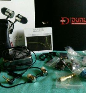 Наушники DUNU DN-1000