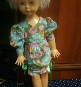 Кукла СССР, рост 74 см