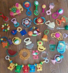 Игрушки для малыша от 0