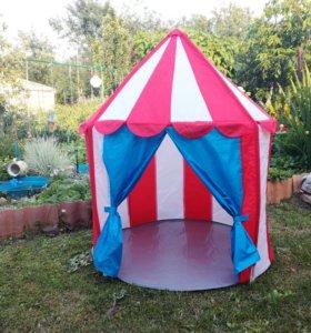 Детская палатка шатер
