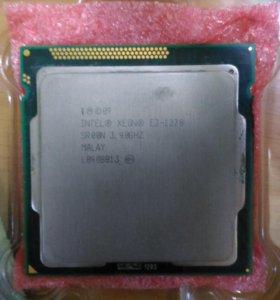 Процессор Intel Xeon E3 1270 (LGA 1155)