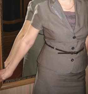 юбочный костюм Zolla