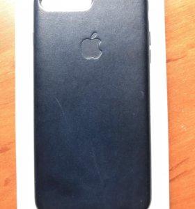 Оригинальный Leather Case iPhone 7plus