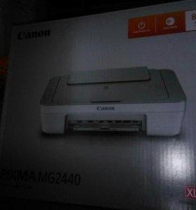 Принтер canon pixma mg2440