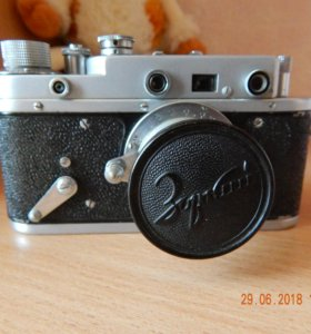 Фотоаппарат Зоркий -2С