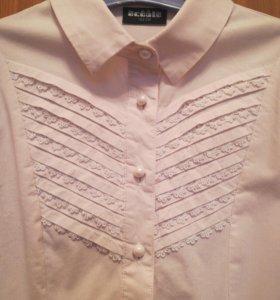 """Школьная блузка для девочки """"Acoola"""", 148-152"""