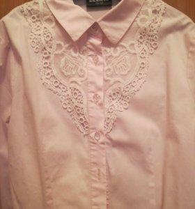 """Школьная блузка для девочки """"Acoola"""", 146-152"""