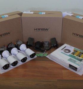 Новый набор камер