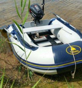 Моторная лодка Takara Fishing