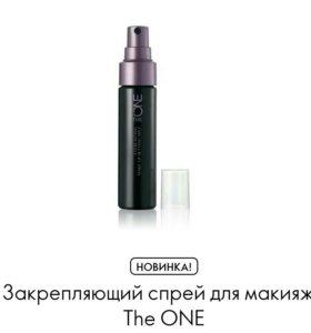 Закрепляющий спрей для макияжа
