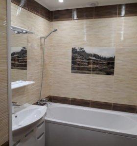 Квартира, 1 комната, 42.5 м²