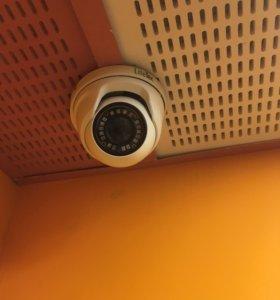 Видеонаблюдение, интернет, сигнализация,слаботочка