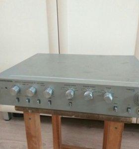 Усилитель предварительный Радиотехника 001