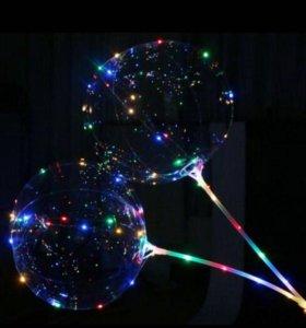 Шары светящиеся LED шарик светодиодные