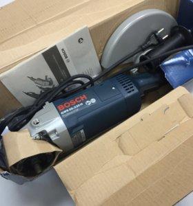 Болгарка Bosch GWS 20-230 H 2000Вт 6500 об/мин