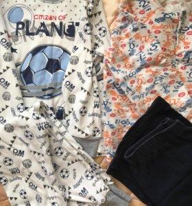 Пижамы детские 98-104