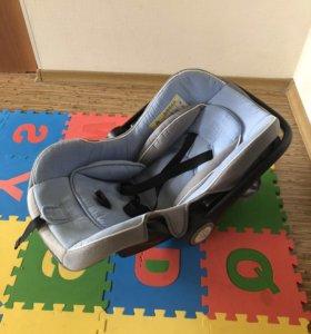 Детская автолюлька - переноска
