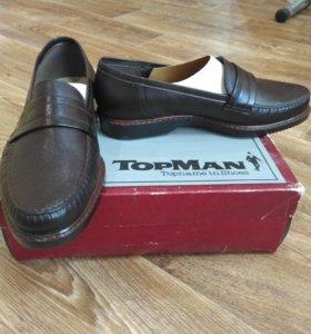 Ботинки новые TopMan
