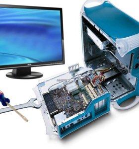 Ремонт ноутбуков. Установка Windows и программ