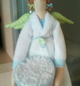 Кукла Тильда - отличный подарок.
