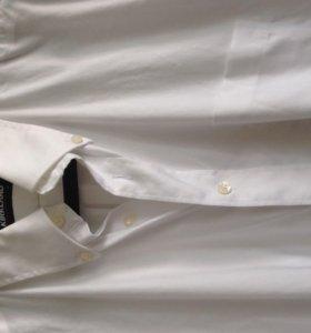 Рубашка новая 50-52/XL АМЕРИКА. ХЛОПОК