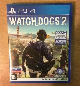 Watch Dogs 2 (Обмен)