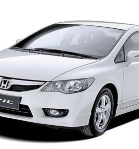Стойки на Honda Civic