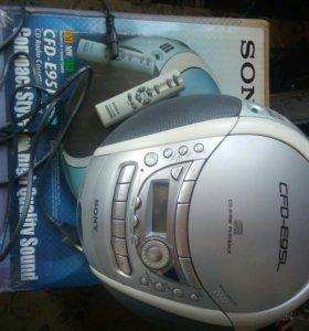 SONY CFD-E95L