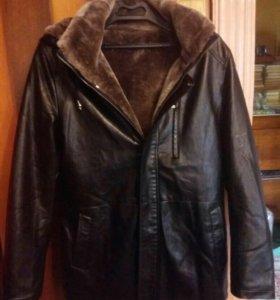 Куртка мужская,зимняя.
