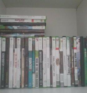 Диски на Xbox 360 прошивка 3.0 и лицензия