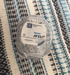 Защитные накладки на соски Avent Новые!!!