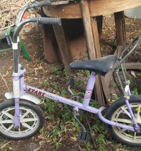 Детский велосипед на возраст 3-5 лет