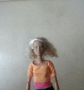 Кукла Барби безграничные двидения