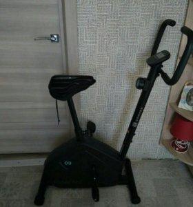 Новый велотренажёр