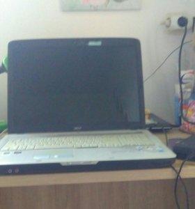 Ноутбук Acer Aspire 7520G-502G32