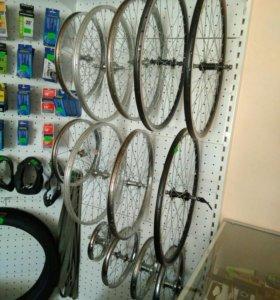 Вело колеса