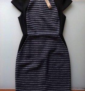 новое женское платье (шерсть)