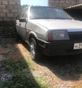 ВАЗ (Lada) 2109, 1990