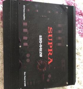 Усилитель Supra SBD A4120