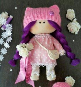 Интерьерная подарочная кукла