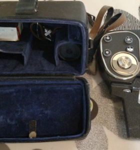 Кинокамера Кварц 2х8S-1M