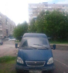Газ Соболь. 2752